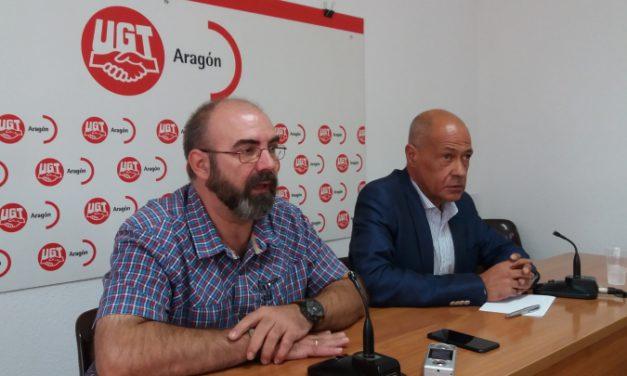 UGT aspira a cambiar el modelo de seguridad privada en España