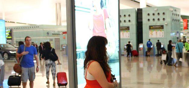 Conflicto en infraestructuras aeroportuarias
