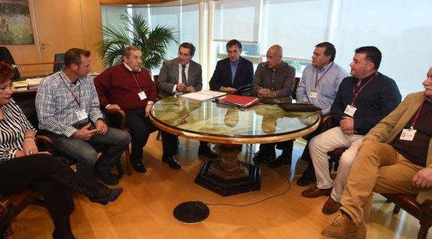 Encuentro con la Diputación de Granada por la Contratación Socialmente Responsable