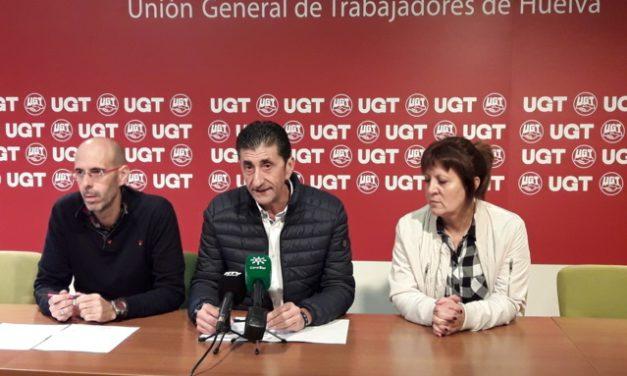 Denuncia de persecución sindical a un representante de los trabajadores por UGT en Prosegur