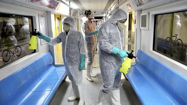 Debe garantizarse la autoprotección de los profesionales de limpieza y seguridad privada