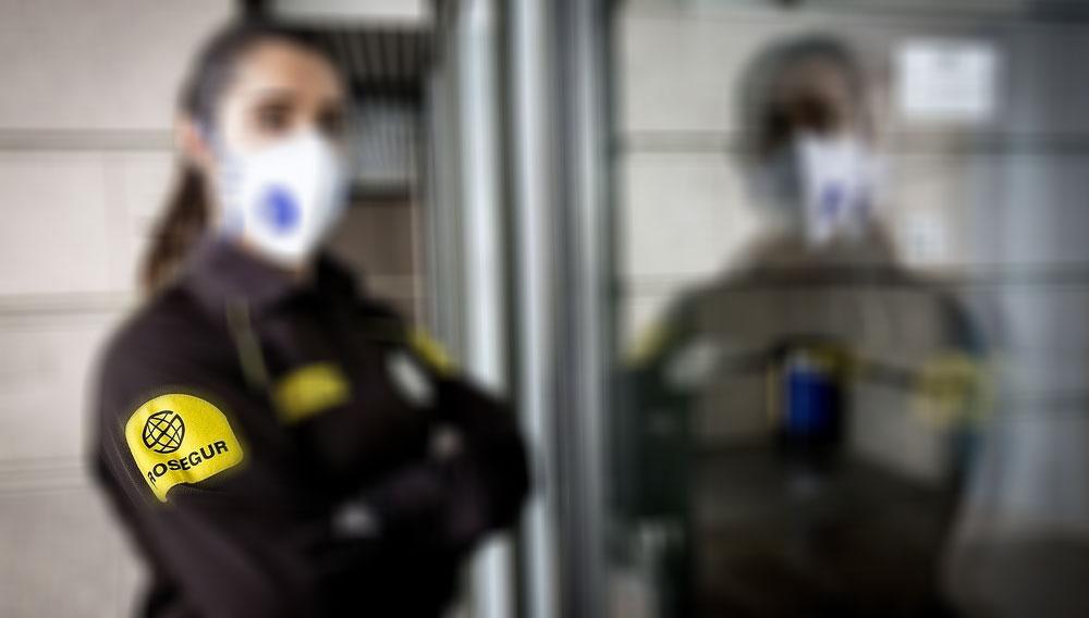 Las empresas de seguridad privada vienen obligadas a proteger del frio a los vigilantes de seguridad